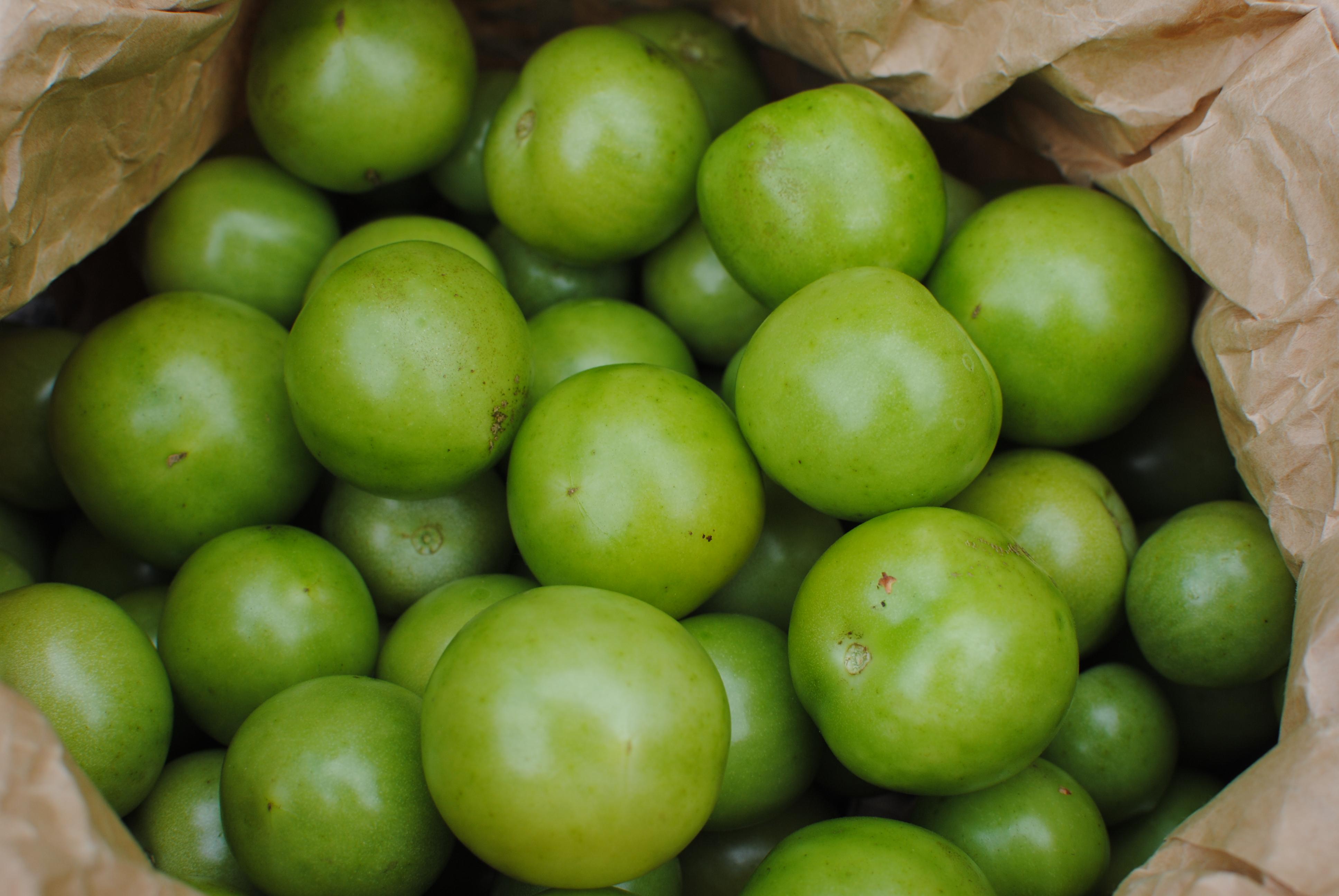 Tomaatin jälkikypsytys